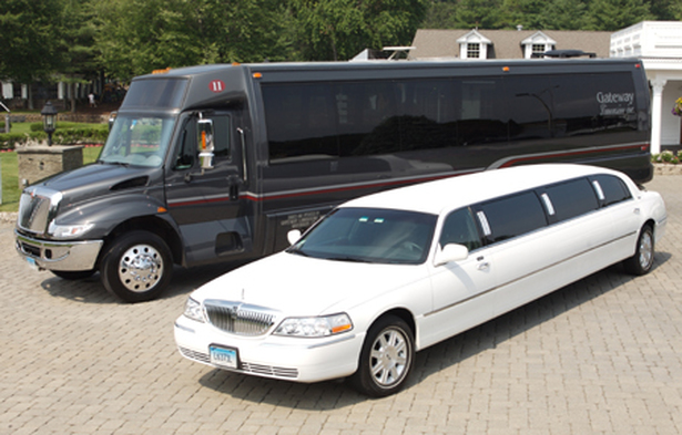 Prom Limo in New Haven